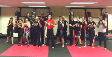 Swindon Martial Arts Adult Classes