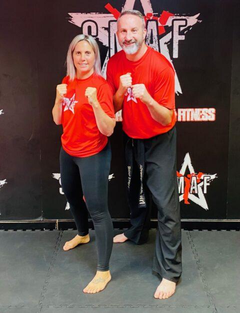 Kickboxing Classes Swindon