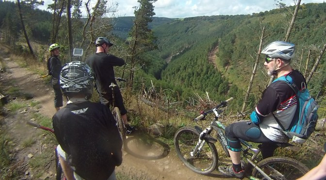 Away Day: Cwmcarn