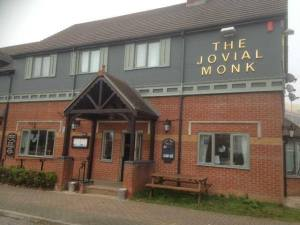 Thursday Social Ride @ The Jovial Monk