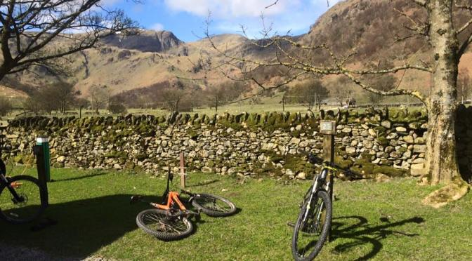 Lake District Recce 16th – 19th April