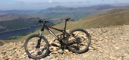Ascent to Helvellyn