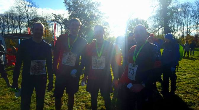 Race Report: Cirencester Off Road Duathlon