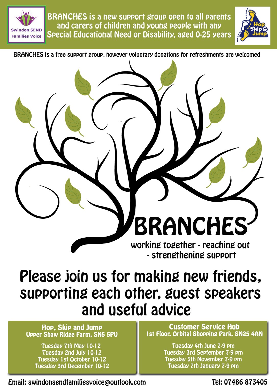 Branches - Group Poster_Leaflet