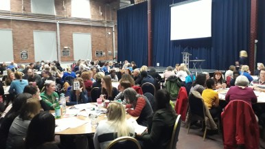 25.9.19 Children's Services Conference Steam
