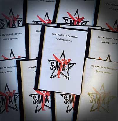 Smaf Grading Syllabus book