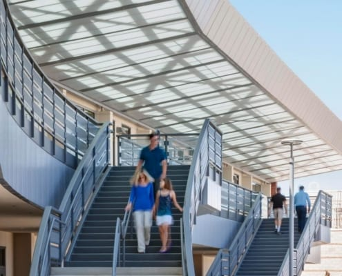 Newport Mesa Unified School District Costa Mesa Middle School Enclave  Swinerton