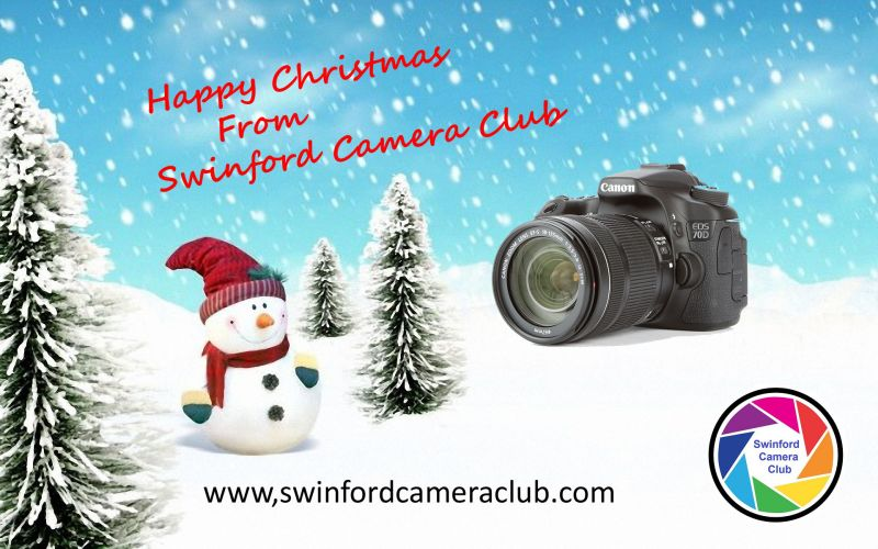 happy Christmas from Swinford camera club
