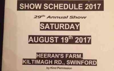 Swinford Agricultural Show Photography Competition