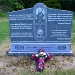 Swinford Famine Plot. Mass Famine Grave.