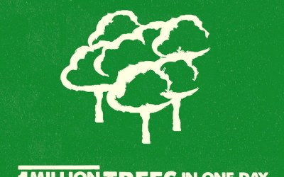 One Million Trees In One Day Postponed