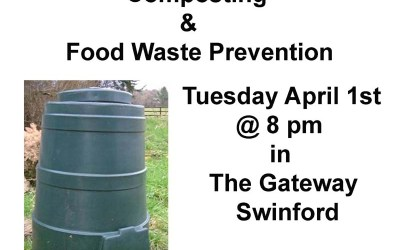 Information Talk On Composting And Food Waste Prevention