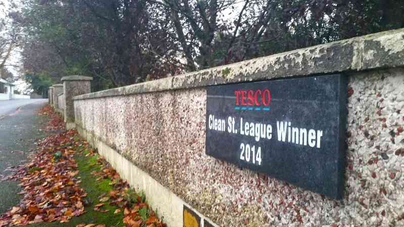 2014 clean street league winner