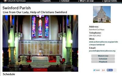Swinford Church Live Webcam