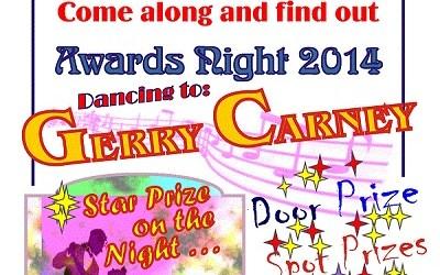 2014 Swinford Clean Street League Awards Night