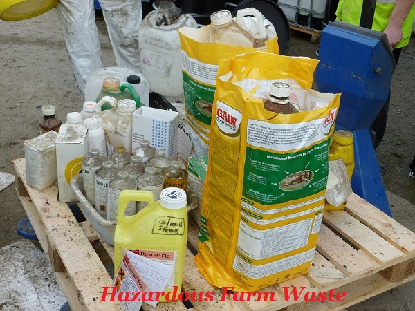 Hazardous Farm Waste Collection