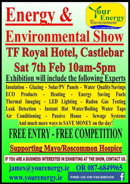 Free Energy and Environmental Show
