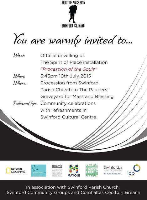 Spirit Of Place Swinford Invite