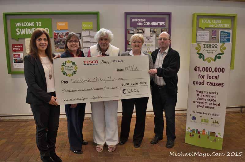 Tesco Swinford community fund