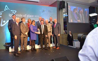 Swinford Win Pride Of Place 2015