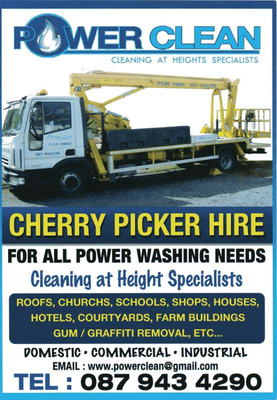 clint cummins power gutter cleaning service