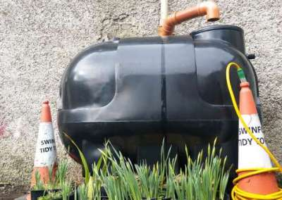 Rainwater Harvesting Project