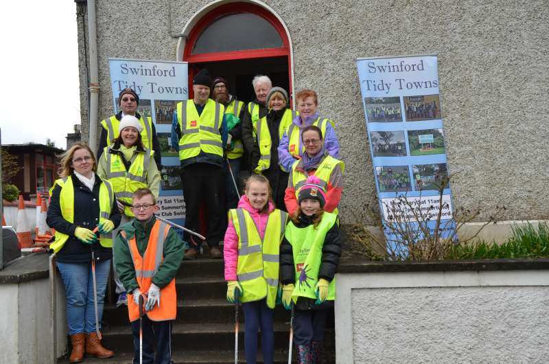 Successful 2016 Swinford Spring Clean