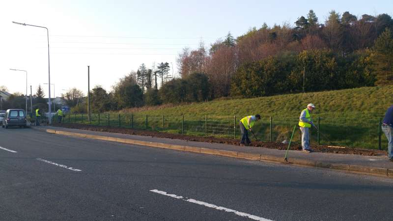 Kilkelly Road Reclamation
