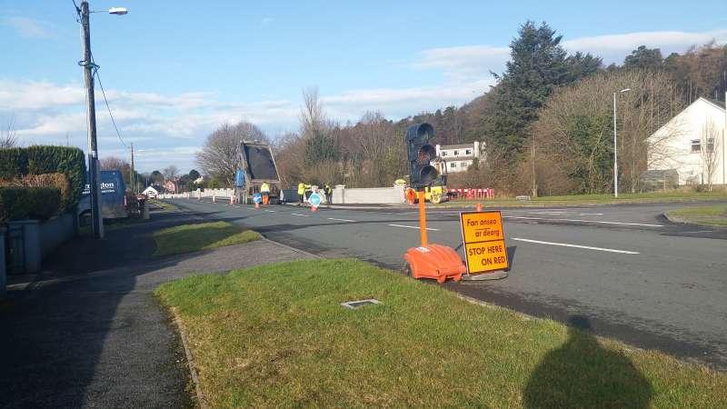 Kilkelly Road Reclamation 20160120_121227