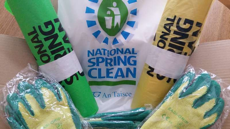 Swinford 250 National Spring Clean