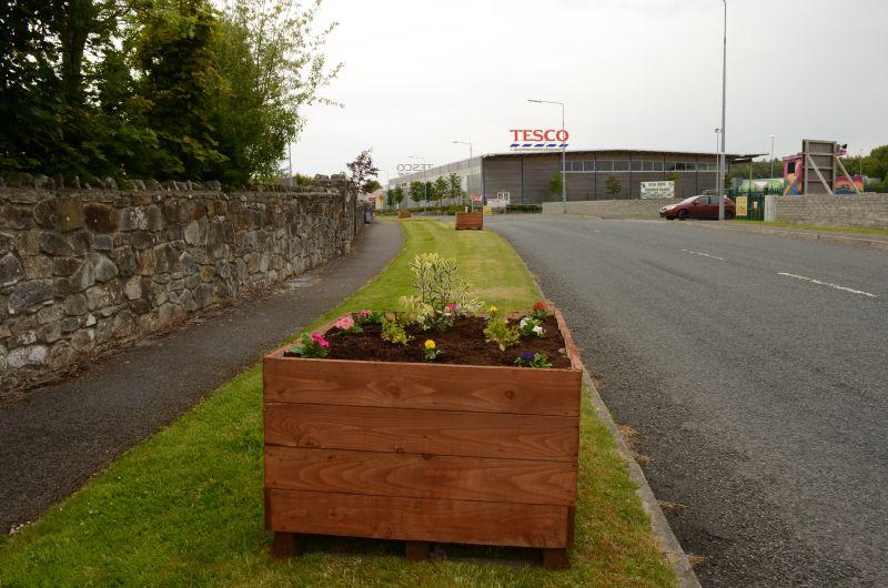 Kiltimagh road planters MAY_5174