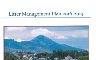 Mayo Litter Management Plan 2016-2019