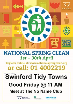2017 Good Friday Spring Clean