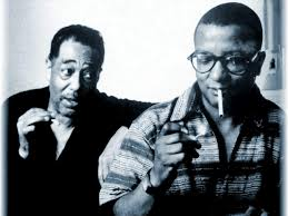Duke Ellington and Billy Stayhorn