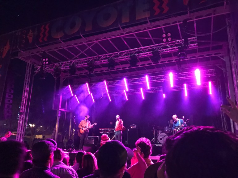 Dr. Dog at McDowell Mountain Music Festival (M3Fest)