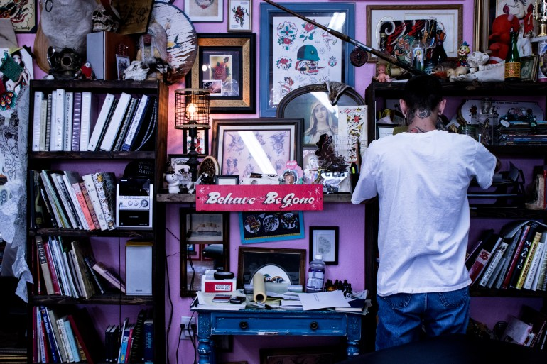 inside arizona classic tattoo company