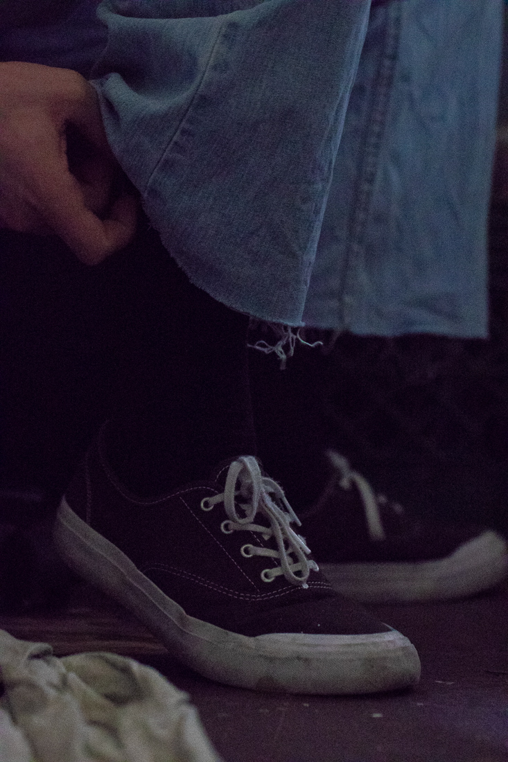 Adam's Dope Shoes