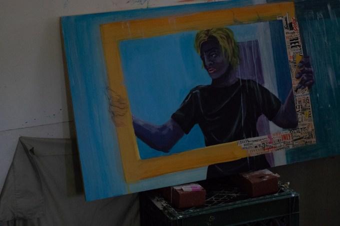 A Zanzucchi Work in Progress
