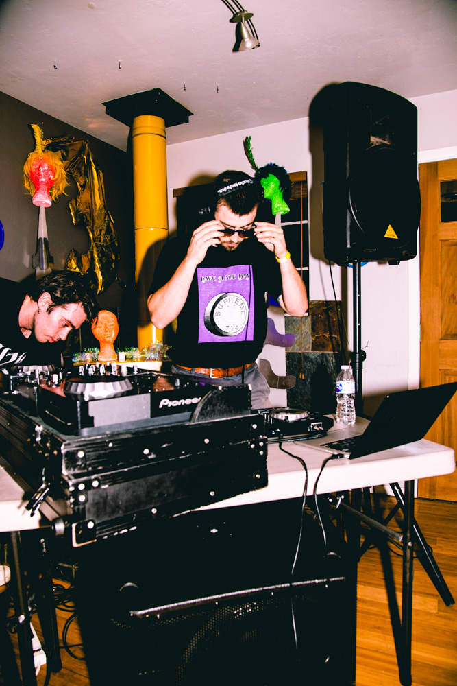 DJ Randy's Johnson at Open House Festival
