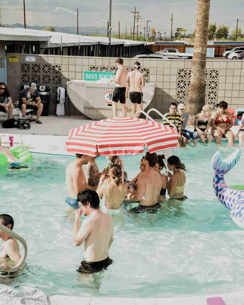 HOCO Fest at Hotel McCoy Tucson by Noah Gracia