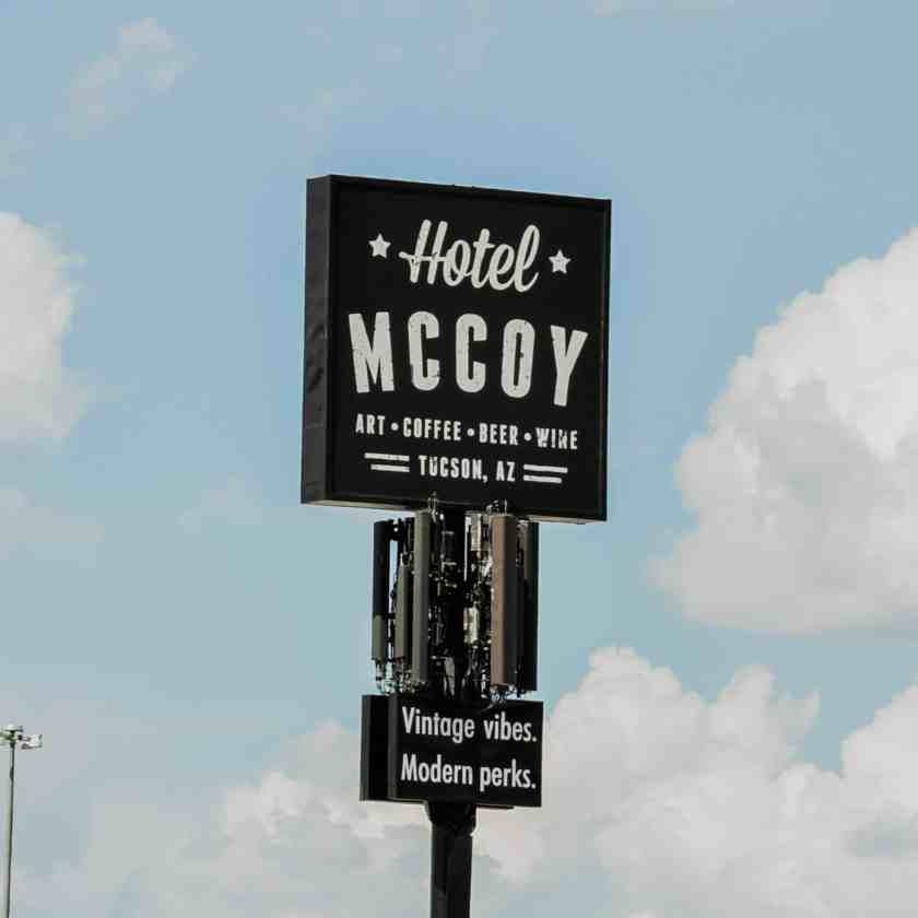 Hotel McCoy and HOCO Fest