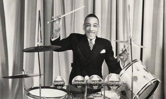 Chick Webb, drummer and bandleader