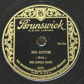 Dog Bottom / Jungle Mamma - The Jungle Band