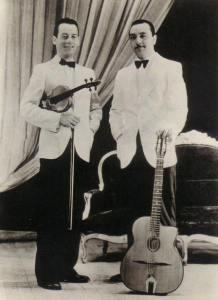 Stéphane Grappelli & Django Reinhardt