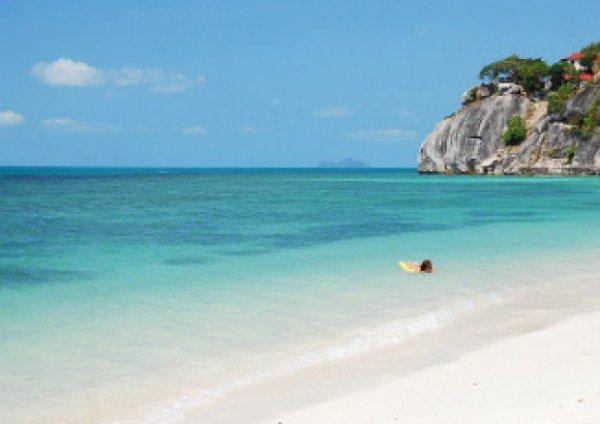 Leela Beach, Koh Phangan, Thailand