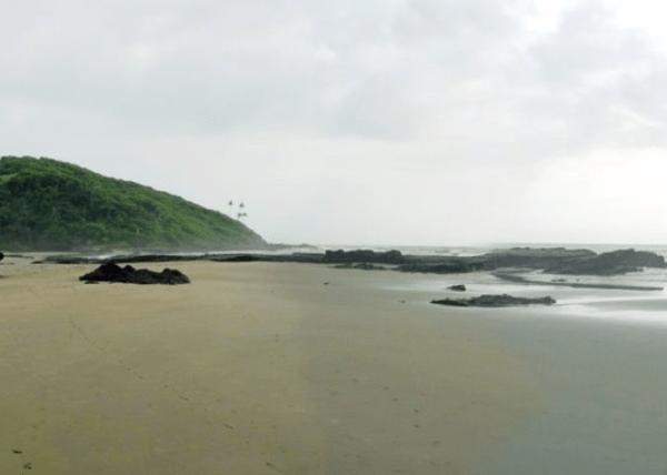 Ozra Beach, Goa