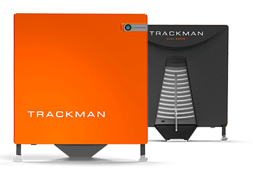 TrackMan 4 Dual-Radar golf simulator