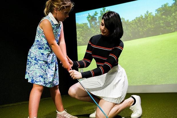 Indoor Junior Golf Lessons