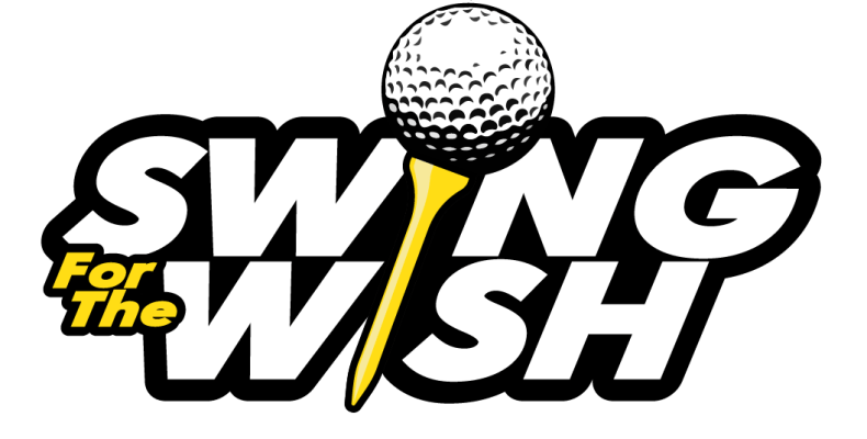 Swing For The Wish Logo InterState Oil Company Make-A-Wish
