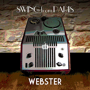 Album now available - Webster